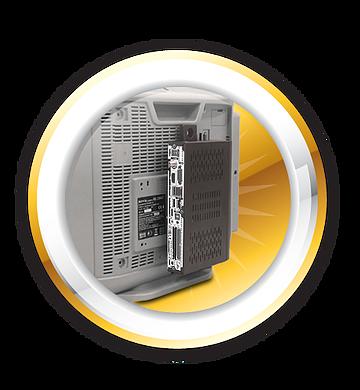 Скрытый монтаж Openbox AS 4K CI