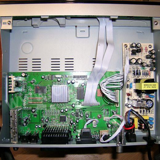 Это новый входной блок производства компании Sharp BS2F7VZ7395, который построен на чипе STV0288 производства...