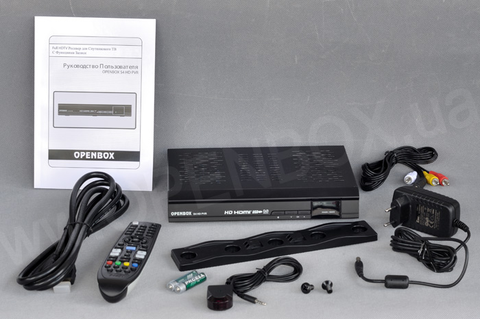 инструкция openbox s4 hd pvr