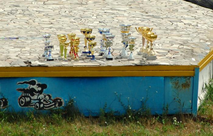 Торговая марка Openbox® принимает активное участие в чемпионате Украины по картингу.